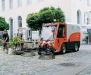 1800城市扫地车