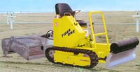 TigerONE大型沙滩清洁机