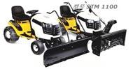 美国JEWA驾驶式扫雪机